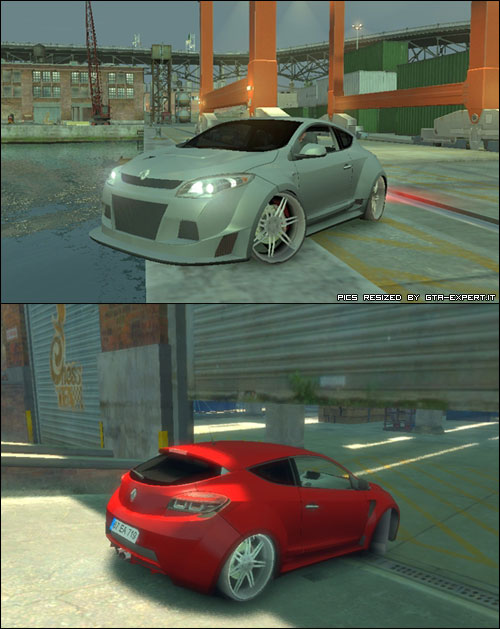 renault megane coupe tuning 2009 renault auto gta 4. Black Bedroom Furniture Sets. Home Design Ideas