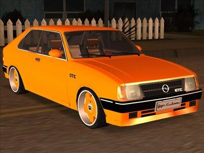 opel kadett d gte 1983 opel auto gta san andreas. Black Bedroom Furniture Sets. Home Design Ideas