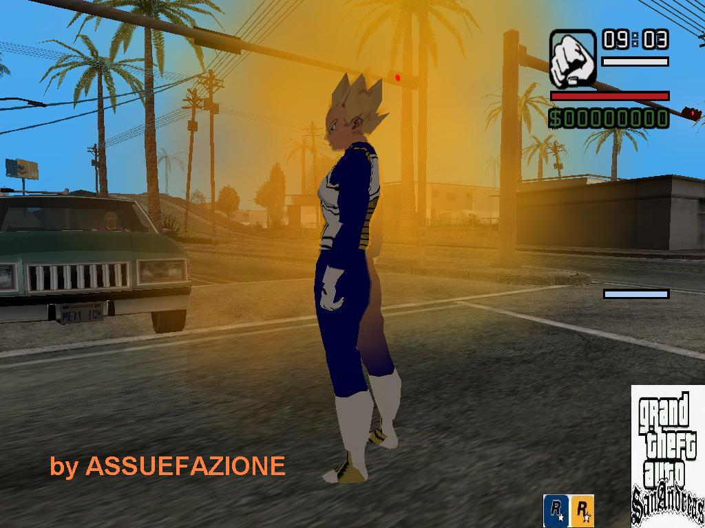 descargar gta dragon ball z para pc