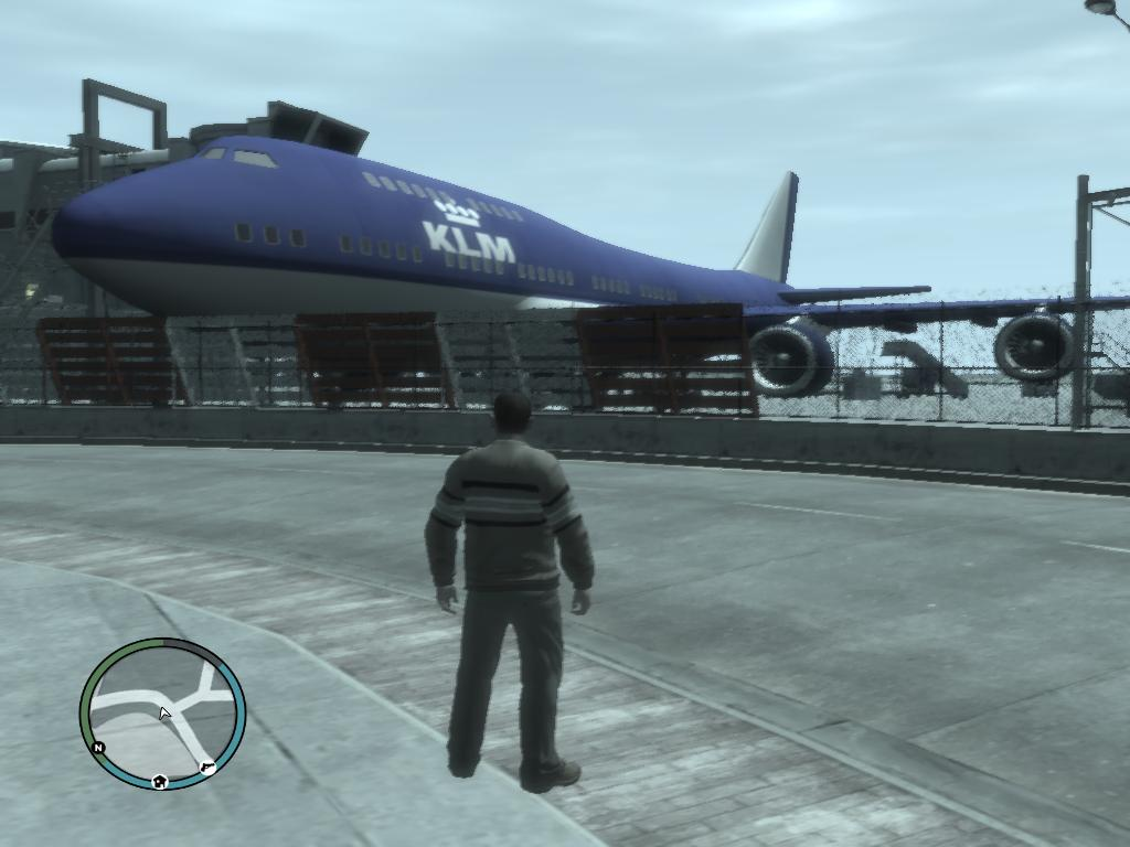 Aerei KLM » GTA 4 » Mods generiche » GTA-Expert.it Area ...