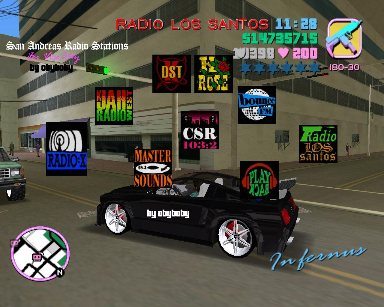 GTA Vice City Radion Stations Decoder - Free Download
