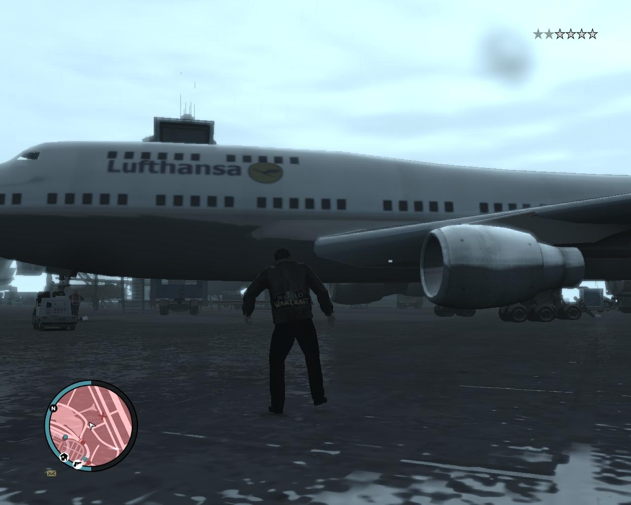 Aerei Lufthansa 187 Gta 4 187 Mods Generiche 187 Gta Expert It