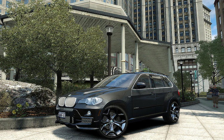 bmw x5 xdrive 2009 bmw auto gta 4 gta expert. Black Bedroom Furniture Sets. Home Design Ideas