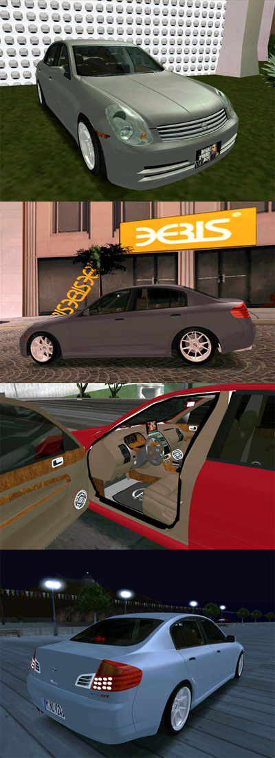 nissan skyline 300gt 2003 nissan auto gta san andreas gta. Cars Review. Best American Auto & Cars Review