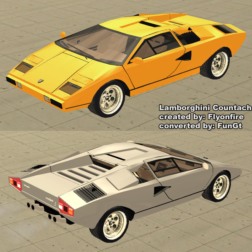 lamborghini countach lamborghini auto gta san andreas gta area download. Black Bedroom Furniture Sets. Home Design Ideas