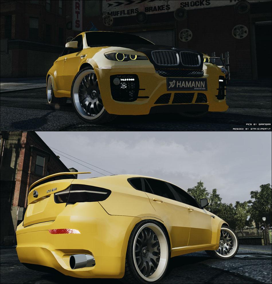 Bmw X6 Tuned: BMW X6 Hamann Tuning » BMW » Auto » GTA 4 » GTA-Expert.it